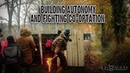 Building Autonomy And Fighting Co optation