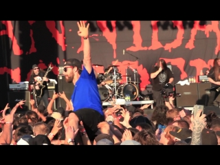 CANNIBAL CORPSE - Scourge Of Iron (Live At Montebello Rockfest 2018) (vk.com/afonya_drug)