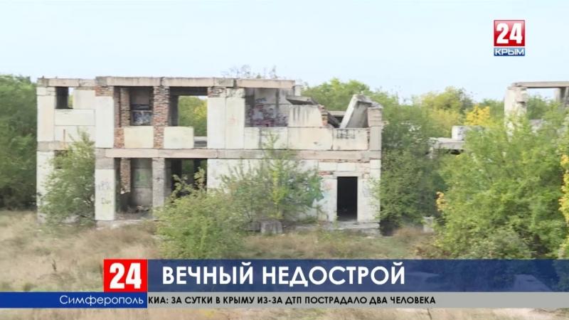 Снести или достроить? Почти четверть века люди в районе Пневматики ведут борьбу с заброшенным зданием