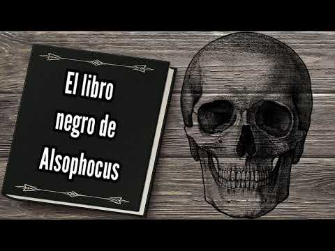 El libro negro de Alsophocus Howard Phillips Lovecraft 1890-1937 - Cuento