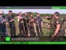 «Сегодня». 21 мая 2018 года. 16:00 ФСБ РФ задержала диверсанта в Крыму,Местные жители роют окопы под Горловкой в Донбассе
