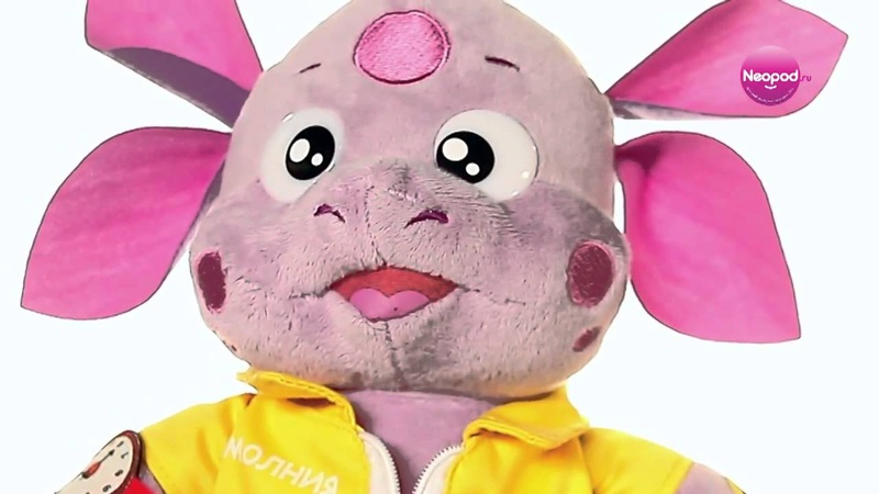 TOYS Обзор развивающей игрушки «Лунтик учит одеваться Умка» от Neopod ru