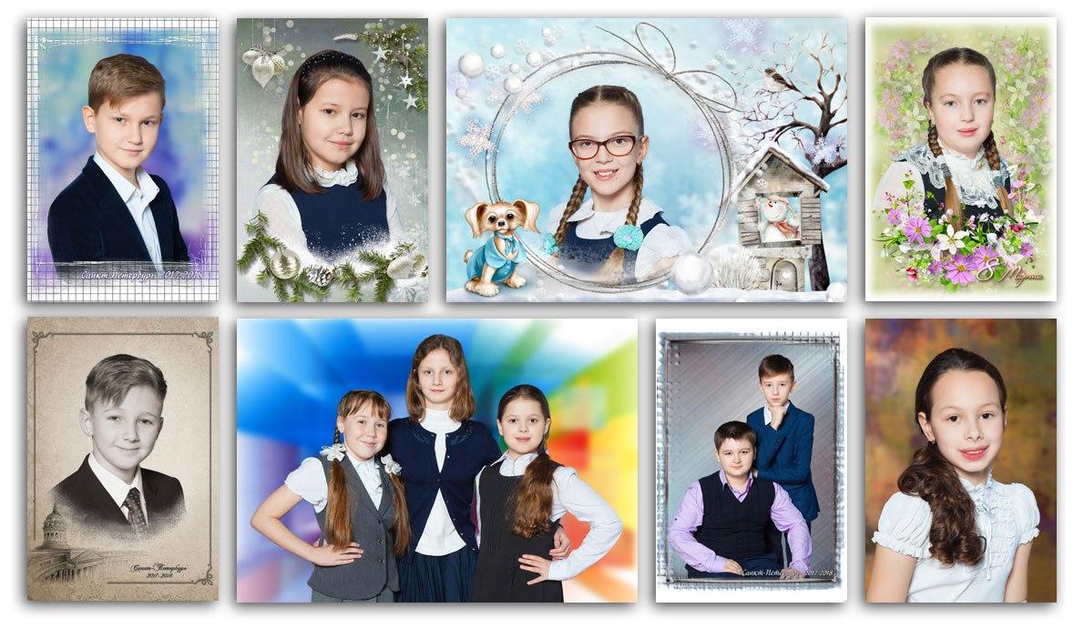 Фотосессия всанкт-петербургской школе №640(5-е классы)  . Новогодняя тематическая фотосессия ипортретная+сюжетная фотосъёмка