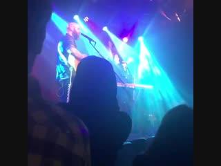 William fitzimmons концерт 2018(Param pam singing)