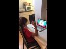 ТИМОФЕЙ, 8 лет 💯 двузначных чисел на скорости 0.8 с формулами Маленькие друзья