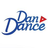 Логотип Сальса и бачата в Самаре. Школа танцев Dan Dance