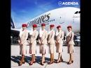 5 самых стильных униформ стюардесс