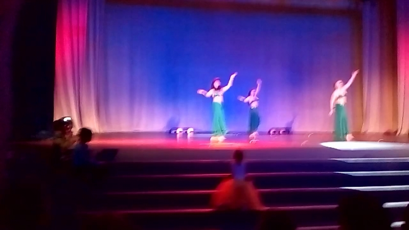 Танцы наложниц