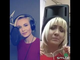 Полина Гагарина и Юлия Рябикова - Обезопужена