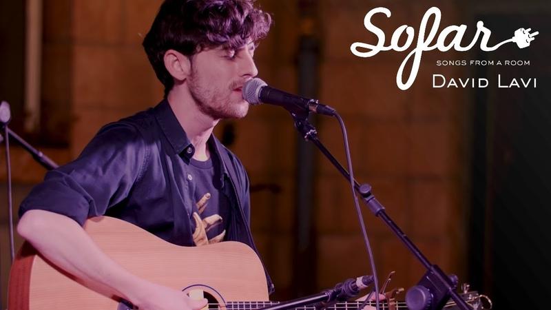 David Lavi - For the First | Sofar Jerusalem