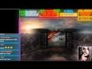 Алина играет в танки под Приключения Электроников-На Безымянной Высоте.