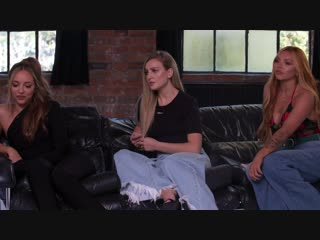 LITTLE MIX- Accepting flaws favourite Woman Like Me looks