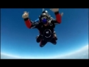 I'm afraid of heights, so I went skydiving because... that's the only logical thing to do... right?