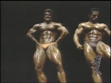 1989 Arnold Classic pose down