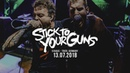 Stick To Your Guns - FULL HD LIVE SET - Exhaus, Trier 13.07.2018