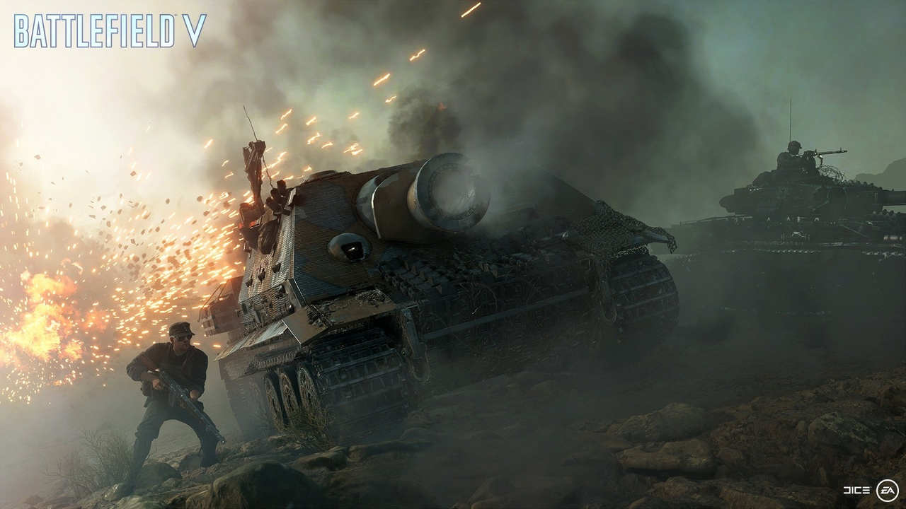Трейлер Battlefield 5 «Разрушение Роттердама»