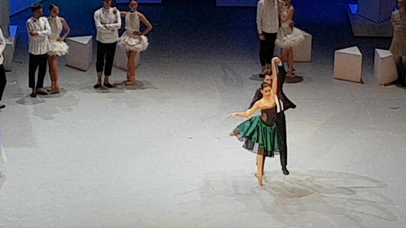 Укрощение СтроптивойБольшой театр(Москва)в Риге 09.10.2018👏👏👏
