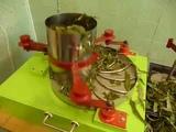Проверка роллера с мотором от стеклоочистителя.