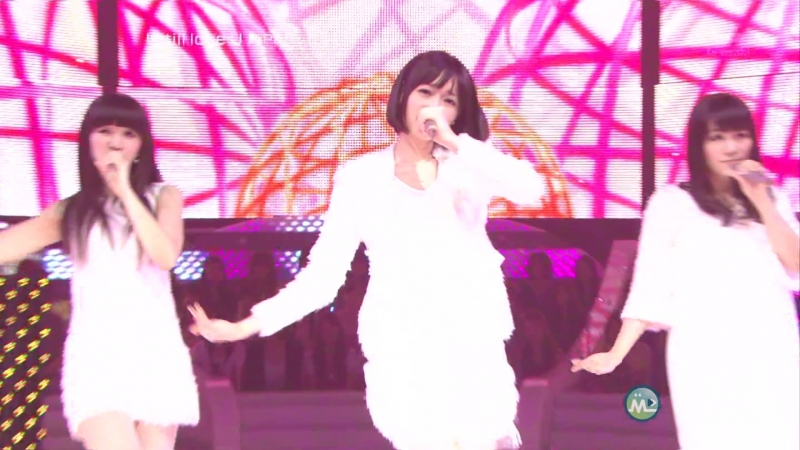(Live) Perfume - I still love U (Music Station 2009.07.10)