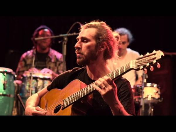 "Barrio Manouche | ""La Marcha Gatina"" | Onstage with Jim Tom | 6/21/16"
