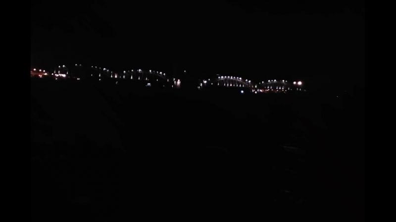 Санкт-Петербург. Разведка моста Финляндского железнодорожного. 22.08.2018 год.