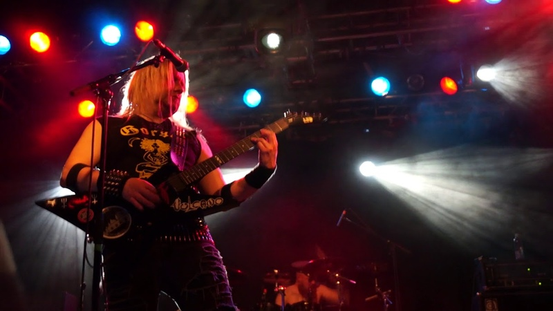 Armour at SteelChaos 09.11.2018 Nosturi Helsinki