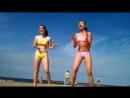 Наш гимнастический танец на берегу моря