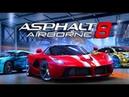Asphalt 8 Новые Тачки Игры Гонки Мультики про Машинки 2