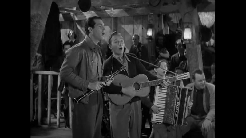 Bing Crosby, Fred MacMurray and Donald OConnor Sing a Chorus (1938)