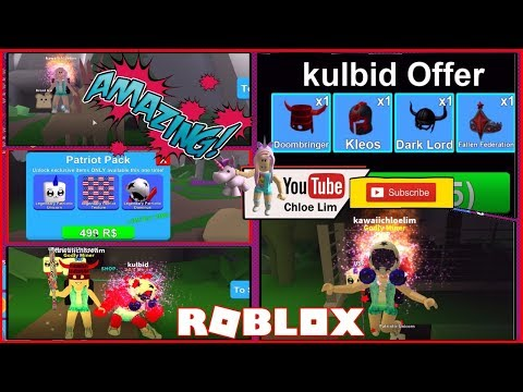 🦕 DINOS LAND and buying PATRIOT PACK! Roblox Mining Simulator!