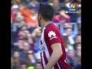 Атлетико - серебряный призер LaLiga 2017/18!