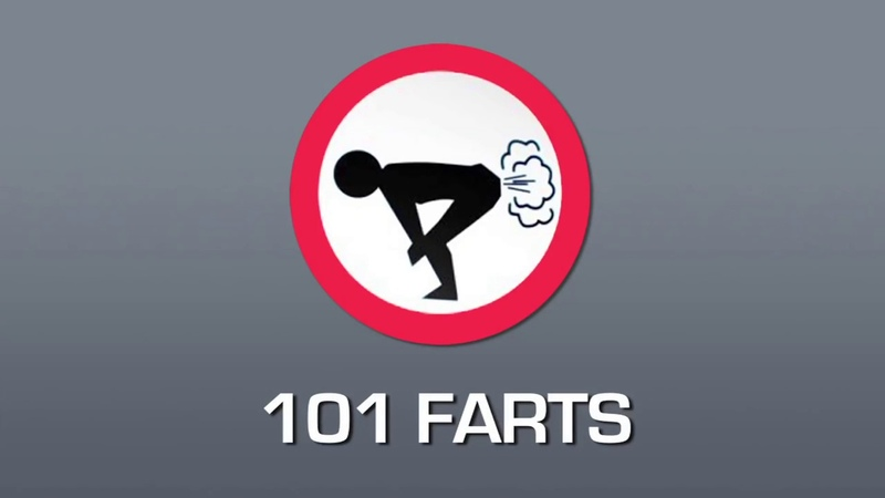 101 EPIC FART SOUND EFFECTS!