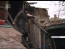 Между строителями развязки на ул Волочаевской и местными жителями вспыхнул конфликт