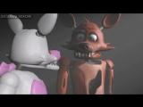 Мангл + Фокси Часть 1 - 5 Ночей с Фредди [Анимация] _ ФНАФ анимация.mp4
