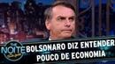 Jair Bolsonaro cita Lula e Dilma para mostrar que está preparado The Noite 20 03 17