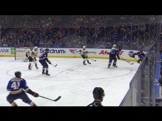 Сент-Луис Блюз 2 : 1 Вегас Голден Найтс. Обзор(Хоккей. НХЛ )