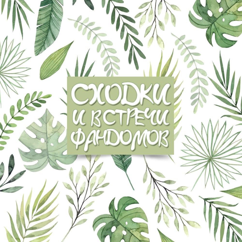 Афиша Ижевск СХОДКА ФАНДОМЩИКОВ / ИЖЕВСК