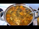 Суп рисовый с томатами Просто обед