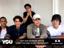 LIVE on YouNow July 17, 2016