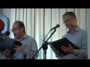 Glória -- interpretação dos Cantores do Caminho