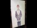 Mirror Room Personal Video - Jungkook