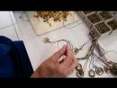 Как из кольца сделать чудный кулончик.mp4