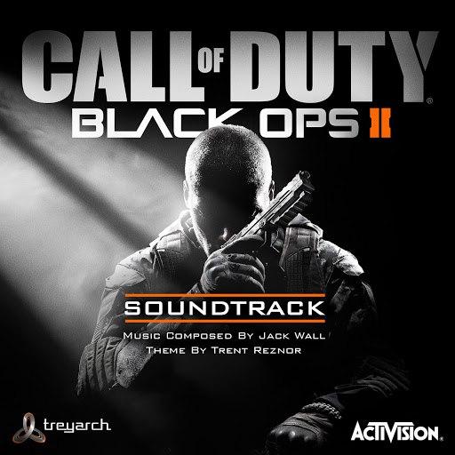 Jack Wall альбом Call of Duty Black Ops II