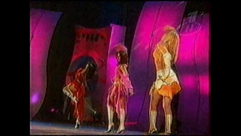 Гала-концерт шоу Большая стирка (ОНТПервый, 2003) ВИА Гра - Не оставляй меня, любимый!