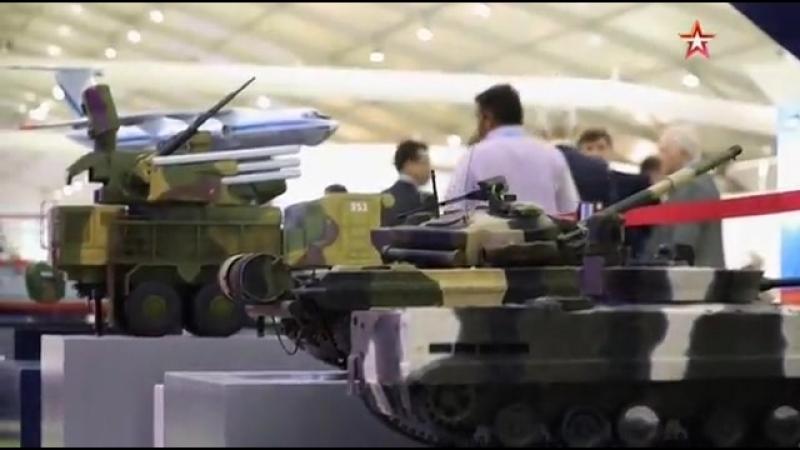 Военная приёмка. Выставка военной техники в Индии Defexpo India 2018 ( 22.04.2018 )