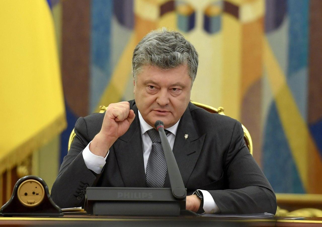 Порошенко рассказал, как Европа «кормит монстра»