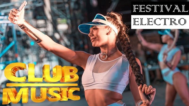 Club music - Rave electronic Music festival 2018