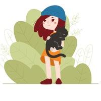 Рисунок профиля (Олена Седнева)