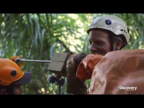 В поисках сокровищ: змеиный остров (сезон 2, серия 12) - Горная тарзанка