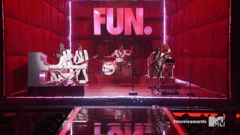 Fun - 2012.MTV.Movie.Awards